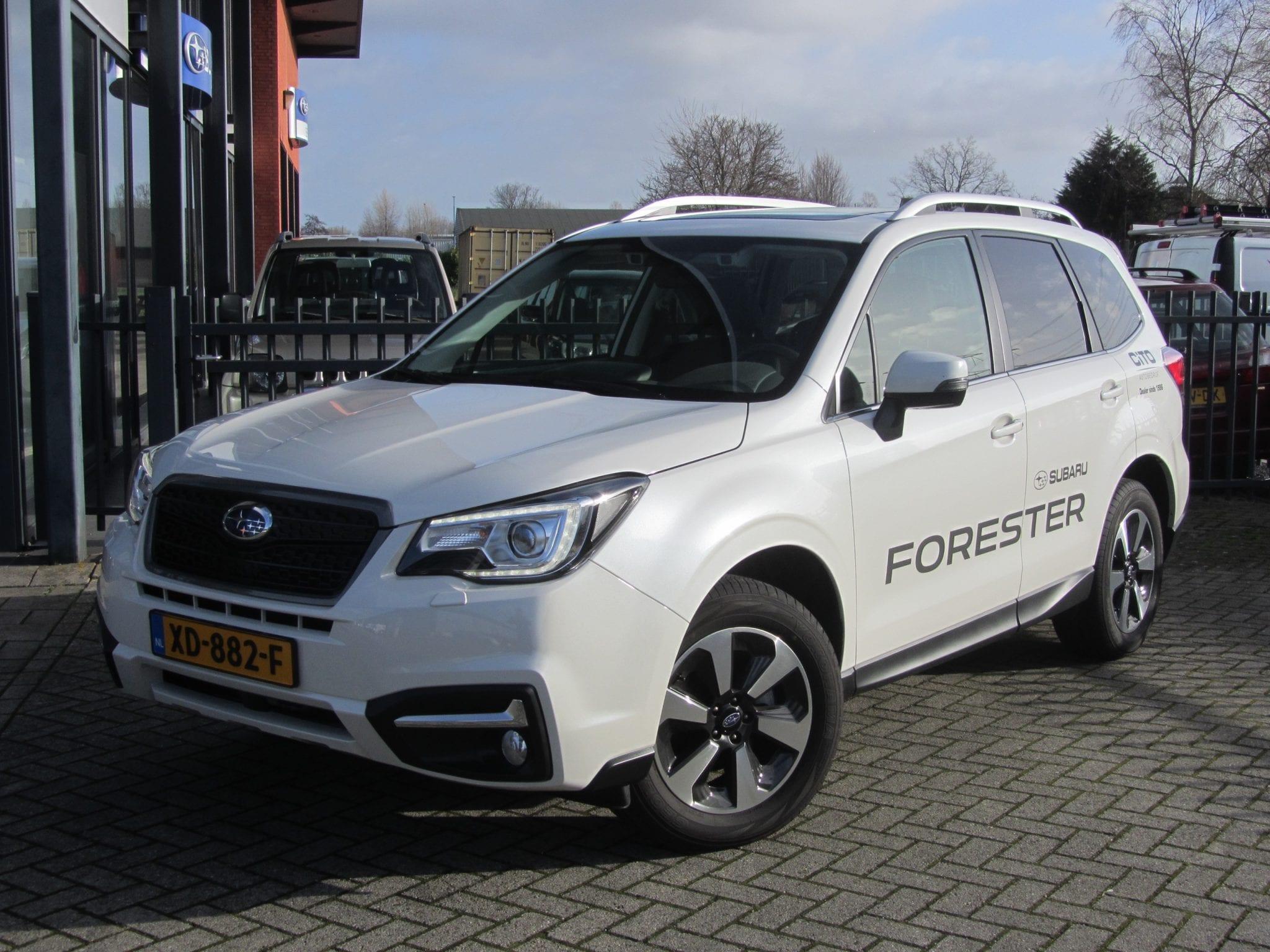 Subaru Forester Demo