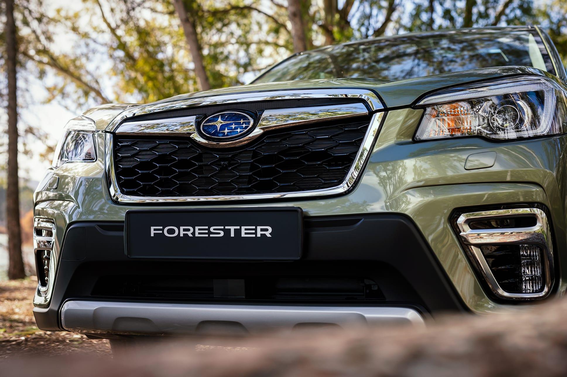 Subaru Forester X-Explore