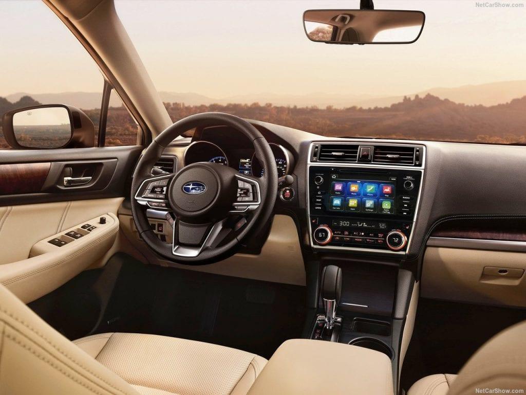 Licht interieur Subaru Outback