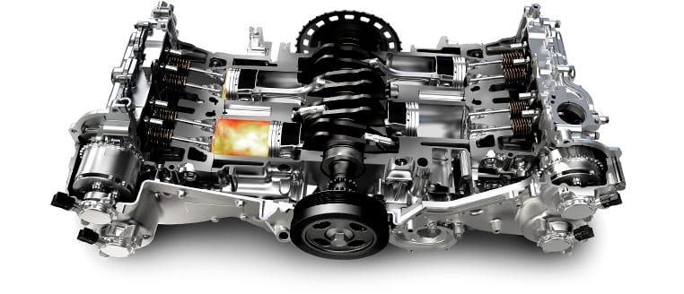 Subaru Boxermotor