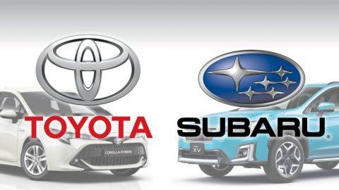 Afbeelding voor Toyota gaat belang in Subaru vergroten naar ruim 20 procent