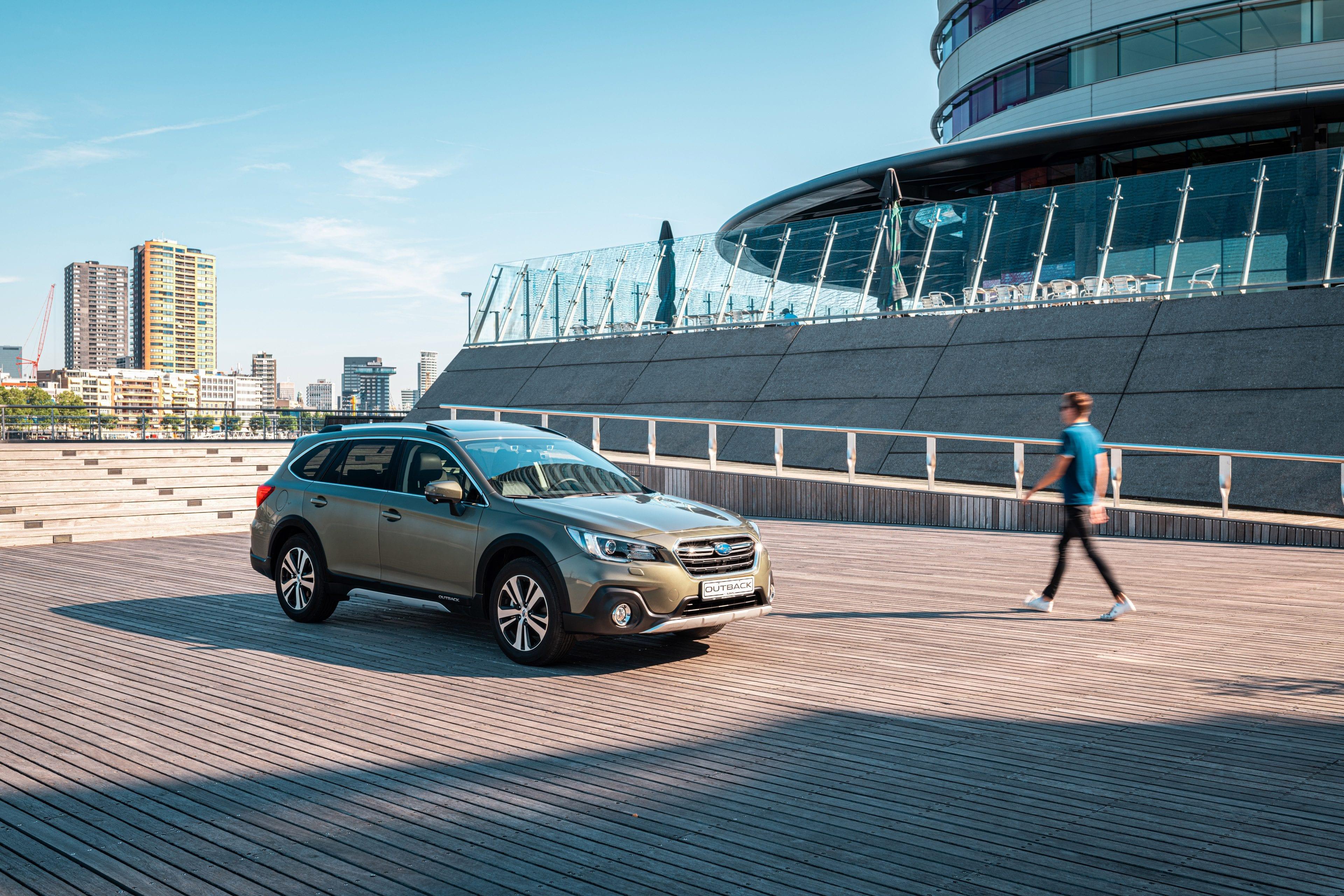 Subaru Outback Premium Voorraad deal